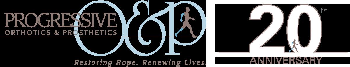 Progressive Orthotics & Prosthetics Logo